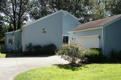 Massac County Single Family Home Active Contingent: 4 Hickory Lane