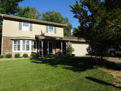 Saline County Single Family Home For Sale: 10 Cherry Tree Place