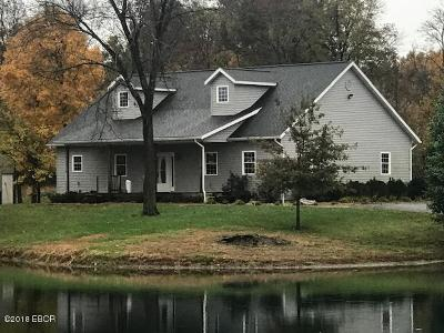 Murphysboro Single Family Home For Sale: 141 Country Club