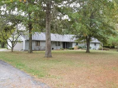 Carbondale Single Family Home For Sale: 64 Tecumseh Drive