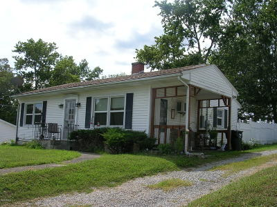 Johnson County Single Family Home For Sale: 203 S 4th Street