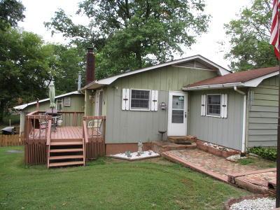 Benton Single Family Home For Sale: 10967 Sunnyside Lane
