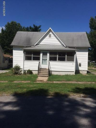 Herrin Single Family Home For Sale: 709 W Madison Street