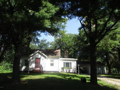 Benton Single Family Home For Sale: 315 W Park Street