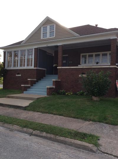 Benton Single Family Home For Sale: 115 Jackson Street