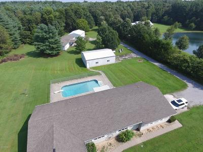 Carterville Single Family Home For Sale: 3842 Baptist Camp Road