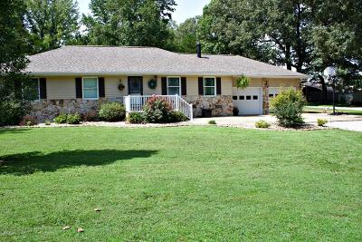 Marion Single Family Home For Sale: 11371 Cunningham Lane