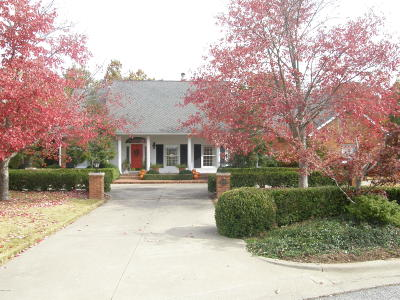 Marion Single Family Home Active Contingent: 2700 Muirfield Court