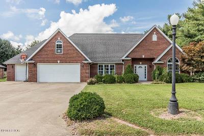 Marion Single Family Home For Sale: 1600 S Eugene Lane