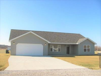 Carterville Single Family Home Active Contingent: 11267 Alta Drive