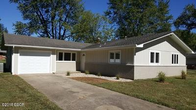 Marion Single Family Home For Sale: 1414 Julianne Drive