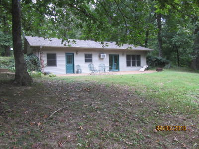 Massac County Single Family Home For Sale: 3282 Oak Glen Lake Drive