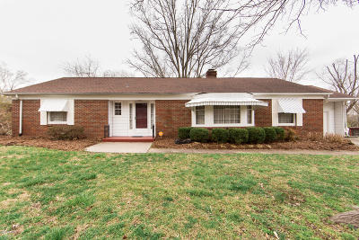 Carbondale Single Family Home For Sale: 800 Skyline Drive