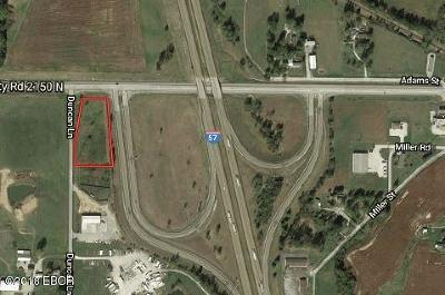 Dix Residential Lots & Land For Sale: Duncan Lane