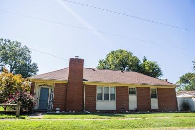 Herrin IL Single Family Home For Sale: $99,900
