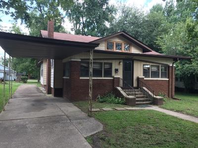 Herrin Single Family Home For Sale: 208 S 10th Street