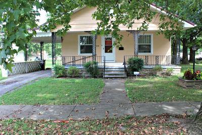 Herrin Single Family Home For Sale: 712 S 20th Street