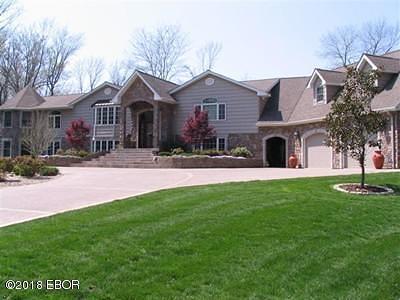 Mt. Vernon Single Family Home For Sale: 16281 N Hawthorne Lane