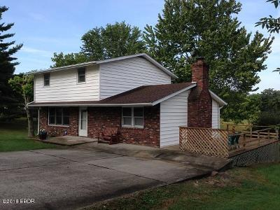 Johnson County Single Family Home Active Contingent: 300 N Fly Avenue