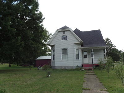Hamilton County Single Family Home For Sale: 203 S 2nd Street