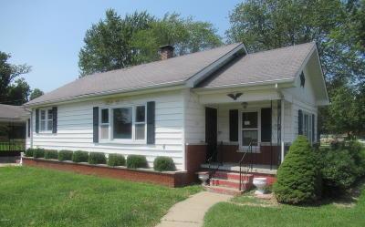 Herrin Single Family Home For Sale: 2513 N Park Ave Avenue