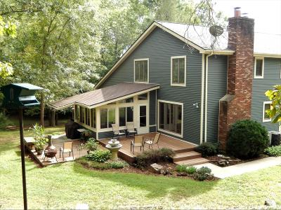 Anna Single Family Home For Sale: 2185 Lick Creek Road