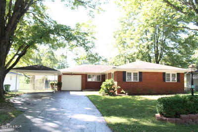 Marion Single Family Home For Sale: 1705 Julianne Drive