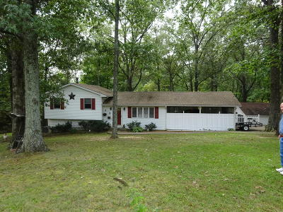 Single Family Home Active Contingent: 345 Walnut Grove Road