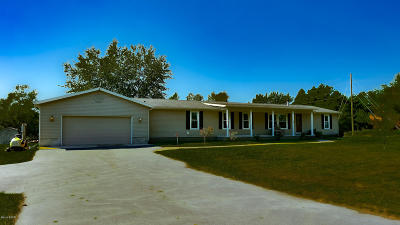 Marion Single Family Home For Sale: 14003 Mustang Road