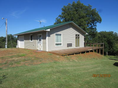 Pope County Single Family Home For Sale: 168 S Hamletsburg Road