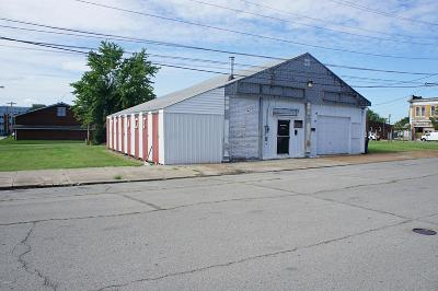 Massac County Commercial For Sale: 318 & 324 Ferry Street