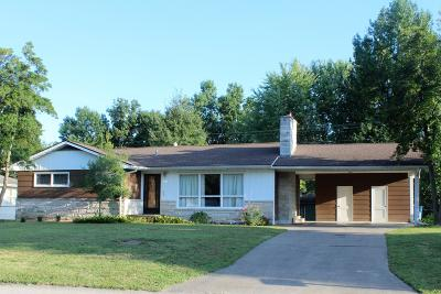 Carterville Single Family Home For Sale: 303 Lakeshore Drive