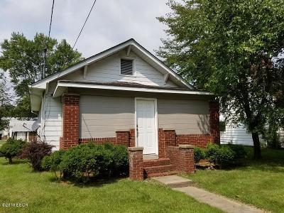 Vienna Single Family Home For Sale: 603 N 4th Street