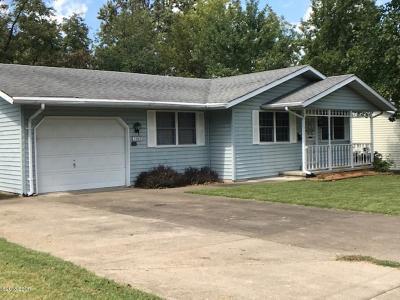 Herrin Single Family Home For Sale: 1105 S 22nd Street