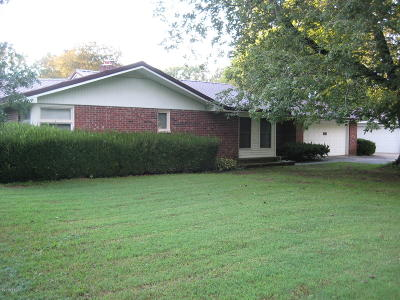 Murphysboro Single Family Home For Sale: 419 Lakeshore Drive