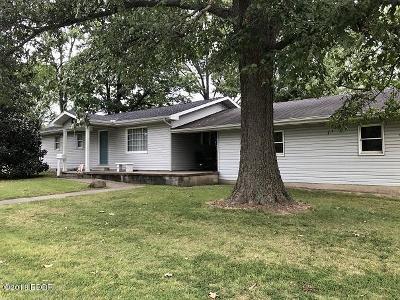 Benton Single Family Home Active Contingent: 803 McKinley Street