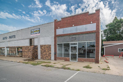 Benton Commercial For Sale: 215 E Main Street