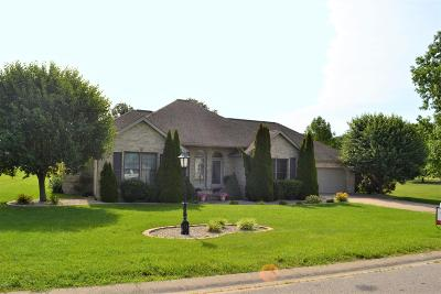Marion Single Family Home For Sale: 1805 Wren