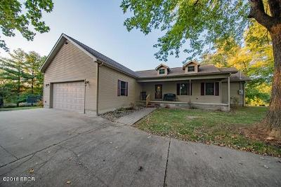 West Frankfort Single Family Home For Sale: 2209 Cedar Hill Road