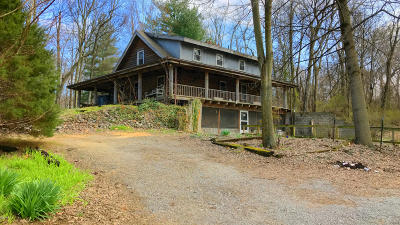 Gallatin County Single Family Home For Sale: 8674 Shawnee Hill Road