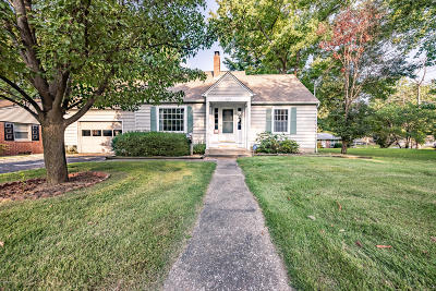 Carbondale IL Single Family Home For Sale: $99,000