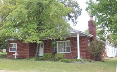 Herrin IL Single Family Home For Sale: $129,000