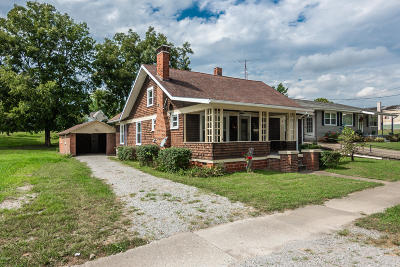 Hamilton County Single Family Home Active Contingent: 602 S Jackson Street