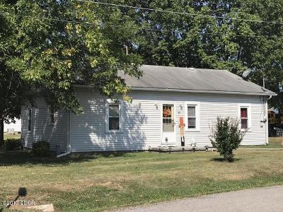 Benton Single Family Home For Sale: 709 E McKenzie Street