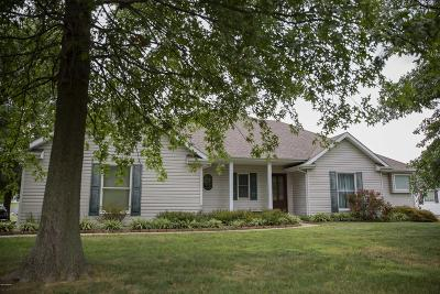 Marion Single Family Home For Sale: 2700 Hickory Lane