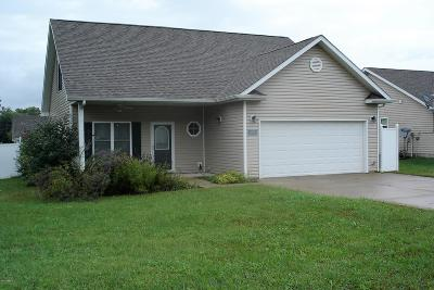 Carbondale Single Family Home For Sale: 2002 E Creek Wood