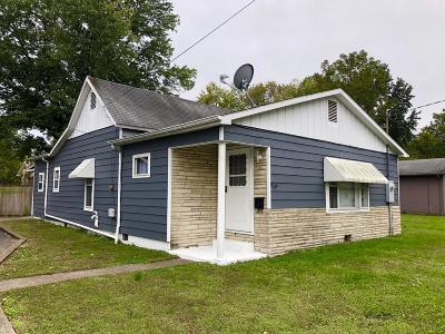Benton Single Family Home For Sale: 530 Burkett