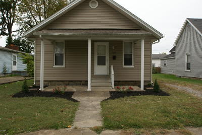 Herrin Single Family Home For Sale: 704 N 16th