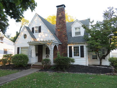 Marion Single Family Home For Sale: 409 S Calumet Street