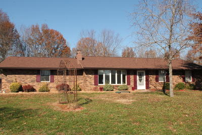 Jackson County, Williamson County Single Family Home Active Contingent: 230 Heininger Road